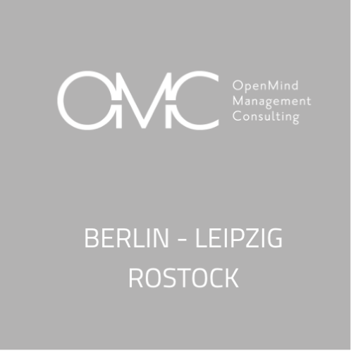 Standorte der OMC - Berlin, Leipzig, Rostock