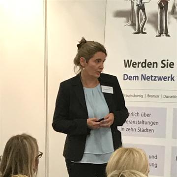 OMC Geschäftsführerin - Claudia Michalski