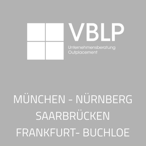 VBLP- München, Nürnberg, Saarbrücken, Frankfurt, Buchloe