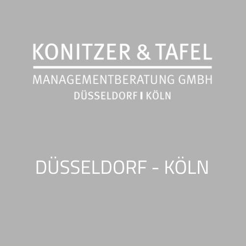 Konitzer und Tafel - Düsseldorf und Köln